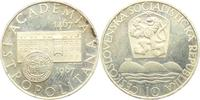 10 Kronen 1967 Tschechoslowakei Uni Bratislava st  19,00 EUR  +  6,95 EUR shipping