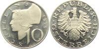 10 Schilling 1975 Österreich  PP - Patina  5,00 EUR  +  3,95 EUR shipping