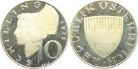 10 Schilling 1972 Österreich  PP - Patina  5,00 EUR  +  3,95 EUR shipping