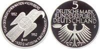 5 Mark (NP) 1952 / 2004 Deutschland Silberreplik - Germanisches Museum PP  19,95 EUR  +  6,95 EUR shipping