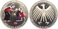 10 Euro farbig 2014 G Deutschland Hänsel und Gretel st - farbig  14,95 EUR  +  6,95 EUR shipping