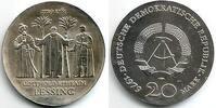 20 Mark 1979 DDR Lessing st  63,00 EUR  excl. 6,95 EUR verzending