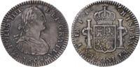 Real 1808  PJ Bolivien Carlos IV. 1788-1808. Sehr schön-vorzüglich  75,00 EUR  +  5,00 EUR shipping