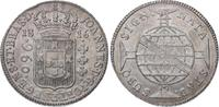 960 Reis 1816  B Brasilien Joao VI. 1816-1822. Vorzüglich  125,00 EUR  +  5,00 EUR shipping