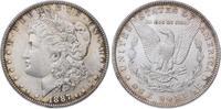 Morgan Dollar 1887 Vereinigte Staaten von Amerika  Vorzüglich-Stempelgl... 40,00 EUR  +  5,00 EUR shipping