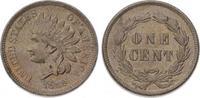 Cent 1859 Vereinigte Staaten von Amerika  Minimale Flecken, fast Stempe... 385,00 EUR  +  7,50 EUR shipping