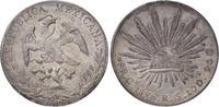 8 Reales 1896 Mexiko Zweite Republik seit 1867. Fast Stempelglanz  135,00 EUR  +  5,00 EUR shipping