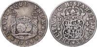 4 Reales 1734  MF Mexiko Felipe V. 1700-1746. Sehr schön +  585,00 EUR  +  7,50 EUR shipping