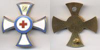 """nach 1945 Bayern Bayrisches Rotes Kreuz """"Steckkreuz für besondere Verd... 39,00 EUR  +  4,80 EUR shipping"""