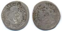 6 VI Kreuzer 1672 IAN Haus Habsburg - Graz Leopold I. 1657-1705 schön  25,00 EUR  +  4,80 EUR shipping