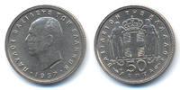 50 Lepta 1957 Griechenland - Greece Paul I. 1947-1964 vorzüglich/prägef... 95,00 EUR  +  4,80 EUR shipping