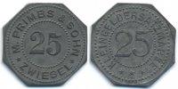 25 Pfennig ohne Jahr Bayern - Zwiesel M. Primbs & Sohn Zwiesel (H.985.3... 22,00 EUR  +  4,80 EUR shipping