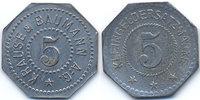 5 Pfennig ohne Jahr Sachsen - Heidenau Krause & Baumann A.G. (H.445.1) ... 29,00 EUR  +  4,80 EUR shipping