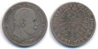 2 Mark 1880 A Preußen Wilhelm I. 1861-1888 schön  40,00 EUR  +  4,80 EUR shipping