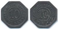 10 Pfennig ohne Jahr Sachsen - Wahren Akt.-Ges. Pittler Wahren (H.919.4... 32,00 EUR  +  4,80 EUR shipping