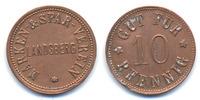 10 Pfennig ohne Jahr Bayern - Landsberg am Lech Marken-& Spar-Verein La... 26,00 EUR  +  4,80 EUR shipping