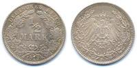 1/2 Mark 1919 D Kaiserreich Silber - Variante zweite 19 in 1919 doppelt... 25,00 EUR  +  4,80 EUR shipping