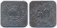 50 Pfennig ohne Jahr Schlesien Neusalz - Eisen ohne Jahr (Funck 371.7b)... 28,00 EUR  +  4,80 EUR shipping