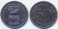 50 Pfennig 1919 Westfalen Neheim - Eisen 1919 (Funck 358.7b) sehr schön... 24,00 EUR  +  4,80 EUR shipping