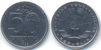 50 Pfennig 1980 A DDR Aluminium stempelglanz/Export  23,00 EUR  +  4,80 EUR shipping