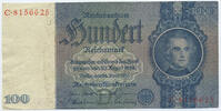 Deutsches Reich Reichsbank 1924-1945 100 Reichsmark 1935 1- Rosenberg Nr... 29,00 EUR 