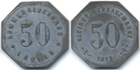 Bayern 50 Pfennig 1917 sehr sch&ouml;n+ Laufen &ndash; Zink vernickelt 1917 (Funck ... 48,00 EUR 