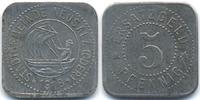5 Pfennig 1918 Schlesien Neusalz - Eisen 1918 (Funck 371.1c) fast vorzü... 30,00 EUR  +  4,80 EUR shipping