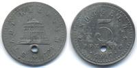5 Pfennig 1917 Bayern Kelheim - Zink 1917 (Funck 237.1B) Angebotsmuster... 199,00 EUR  +  6,80 EUR shipping