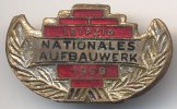 DDR  1958 2-3 Aufbaunadel Bezirk Leipzig in Silber 39,00 EUR 
