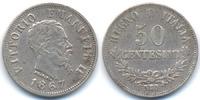 50 Centesimi 1867 NBN Italien - Italy Viktor Emanuel II. 1861-1878 sehr... 28,00 EUR  +  4,80 EUR shipping