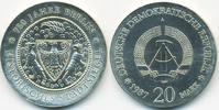 20 Mark 1987 DDR Historisches Stadtsiegel - Silber prägefrisch  275,00 EUR  +  6,80 EUR shipping