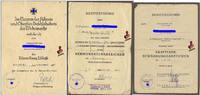 bis 1944 Drittes Reich Konvolut Panzer-Regiment 6 gebraucht  275,00 EUR  +  6,80 EUR shipping