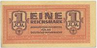 1 Reichsmark o.J. (1942) Wehrmacht Ausgaben 1939-1945 Ro. Nr. 505 1-  42,00 EUR  +  4,80 EUR shipping