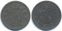 50 Pfennig ohne Jahr Brandenburg - Zernickow Zernickow (H.970.3) vorzüg... 189,00 EUR  +  6,80 EUR shipping