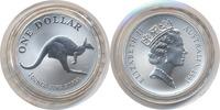 1 Dollar 1993 Australien - Australia Känguru 1993 - Silber 1 Oz. stgl/BU  37,00 EUR  +  4,80 EUR shipping