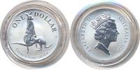 1 Dollar 1996 Australien - Australia Känguru 1996 - Silber 1 Oz. stgl/BU  47,00 EUR  +  4,80 EUR shipping