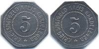 5 Pfennig ohne Jahr Sachsen Gardelegen, Kreis - Eisen ohne Jahr (Funck ... 52,00 EUR  +  4,80 EUR shipping