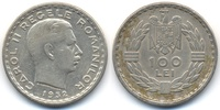 100 Lei 1932 Rumänien - Romania Carol II. 1930-1940 sehr schön - winzig... 23,00 EUR  +  4,80 EUR shipping