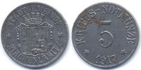 5 Pfennig 1917 Bayern Kirchenlamitz – Eisen 1917 (Funck 243.4a neue Nr.... 24,00 EUR  +  4,80 EUR shipping