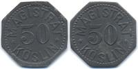 50 Pfennig ohne Jahr Pommern Köslin - Zink ohne Jahr (Funck 252.2d neue... 25,00 EUR  +  4,80 EUR shipping
