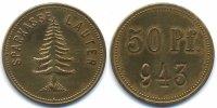 50 Pfennig ohne Jahr Sachsen Lauter - Messing ohne Jahr (Funck 280.1) s... 59,00 EUR  +  4,80 EUR shipping