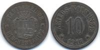 10 Pfennig 1917 Bayern Kirchenlamitz - Eisen 1917 (Funck 243.5a) vorzüg... 22,00 EUR  +  4,80 EUR shipping