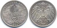 1 Mark 1906 D Kaiserreich großer Adler - Silber fast stempelglanz  45,00 EUR  +  4,80 EUR shipping