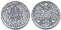 1 Mark 1909 E Kaiserreich großer Adler - Silber vorzüglich - leicht ger... 129,00 EUR  +  6,80 EUR shipping