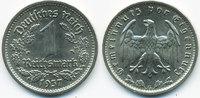 1 Reichsmark 1937 G Drittes Reich Nickel prägefrisch/stempelglanz  52,00 EUR  +  4,80 EUR shipping