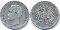 5 Mark 1894 D Bayern Otto 1886-1913 gutes sehr schön  64,00 EUR  +  4,80 EUR shipping