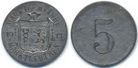 5 Pfennig 1917 Bayern Marktleuthen – Zink vernickelt 1917 (Funck 322.1a... 59,00 EUR  +  4,80 EUR shipping