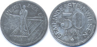 50 Pfennig 1921 Bayern Steinwiesen - Zink 1921 (Funck 519.3b) sehr schö... 25,00 EUR  +  4,80 EUR shipping