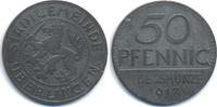 50 Pfennig 1917 Baden Überlingen - Zink 1917 (Funck 553.2) fast vorzügl... 52,00 EUR  +  4,80 EUR shipping