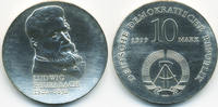 10 Mark 1979 DDR Ludwig Feuerbach - Silber prägefrisch  99,00 EUR  +  4,80 EUR shipping